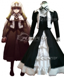 Black Lagoon Gretel Sora Mea Cosplay Costume