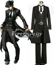BlazBlue Alter Memory Hazama Cosplay Costume