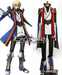BlazBlue Alter Memory Jin Kisaragi Cosplay Costume