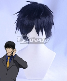 Blood Blockade Battlefront Steven A Starphase Black Cosplay Wig
