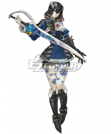 Bloodstained: Ritual of the Night Miriam Cosplay Costume