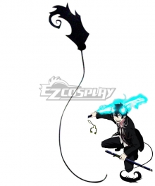 Blue Exorcist Ao No Exorcist Rin Okumura Tail Cosplay Accessory Prop