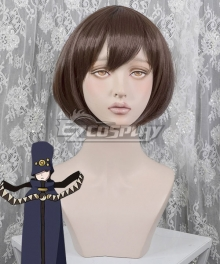Boogiepop Wa Warawanai Boogiepop Doesn't Laugh Boogiepop Touka Miyashita Brown Cosplay Wig