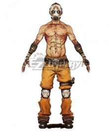 Borderland 3 Psycho Cosplay Costume