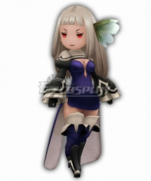 Bravely Second: End Layer Magnolia Arch Cosplay Costume