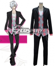 Brothers Conflict AsahinaTsubaki Cosplay Costume