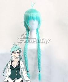 Bubuki Buranki Kinoa Ougi Blue Cosplay Wig