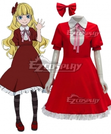 Bungou Stray Dogs Elise Cosplay Costume