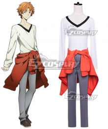 Bungou Stray Dogs Junichiro Tanizaki Cosplay Costume