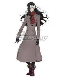 Bungou Stray Dogs Season 3 Arthur Rimbaud Cosplay Costume