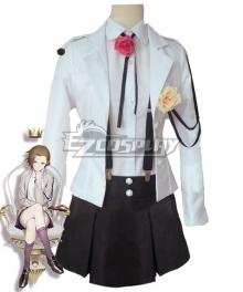 Caligula Shikishima Ritsu Female Cosplay Costume