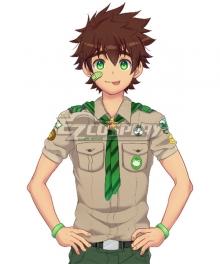 Camp Buddy Keitaro Nagame Cosplay Costume