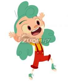 Camp Camp Nikki Cosplay Costume