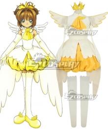 Cardcaptor Sakura Opening 2 Sakura Kinomoto Dress Cosplay Costume