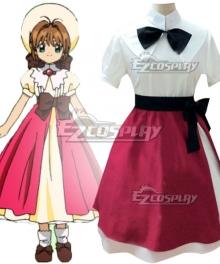 Cardcaptor Sakura Sakura Kinomoto Daily Nadeshiko Kinomoto Cosplay Costume