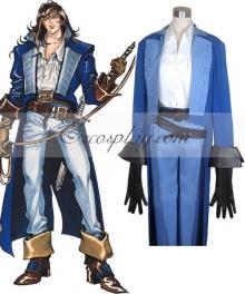 Castlevania Richter Belmont Cosplay Costume