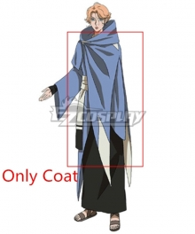 Castlevania Sypha Belnades Cosplay Costume - Only Coat