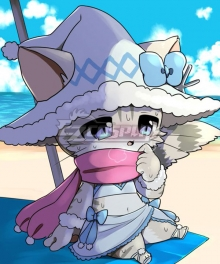 Cat Busters Mafumofu Cosplay Costume