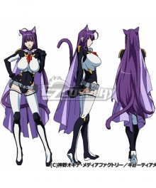 Cat Planet Cuties Asobi ni Iku Yo! Kuune Cosplay Costume