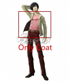 Catherine: Full Body Vincent Brooks Cosplay Costume - Only Coat