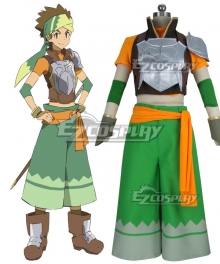 Cautious Hero: The Hero is Overpowered but Overly Cautious Mash Cosplay Costume