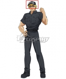 Cells At Work Killer T Cell Cosplay Accessory Prop