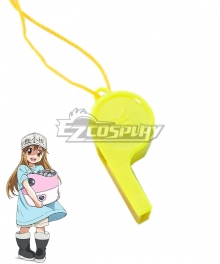 Cells At Work Platelet Whistle Cosplay Accessory Prop