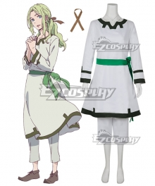 Children of the Whales Kujira no Kora wa Sajou ni Utau Suou Cosplay Costume