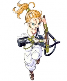 Chrono Trigger Marle Cosplay Costume