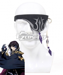 Code Geass Julius Kingsley Eye Patch Cosplay Accessory Prop