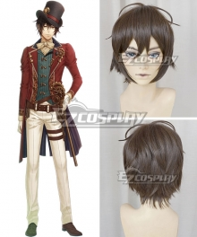 Code: Realize Guardian Of Rebirth Arsene Lupin Brown Cosplay Wig