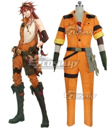 Code: Realize Guardian of Rebirth Impey Barbicane Cosplay Costume
