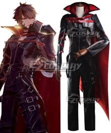 CODE VEIN Male Protagonist Cosplay Costume