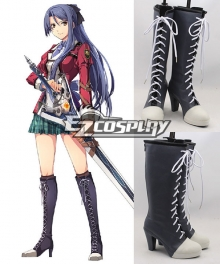 The Legend of Heroes: Laura S Arseid Cosplay Boots