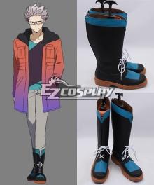 Hamatora Murasaki Cosplay Boots
