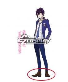 Dance with Devils  Shiki Natsumezaka Cosplay Shoes