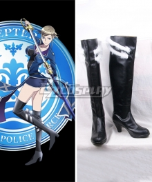 K RETURN OF KINGS Awashima Seri Cosplay Boots