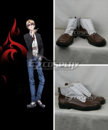 K Kusanagi Izumo Cosplay Shoes
