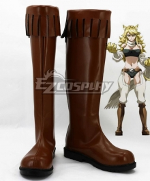 Akame ga KILL! Leone Cosplay Shoes Boots