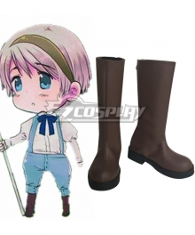 Axis Powers Hetalia Ukraine Cosplay Boots