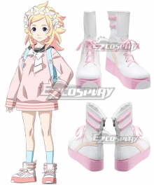 Bubuki Buranki Kogane Asabuki Cosplay Shoes