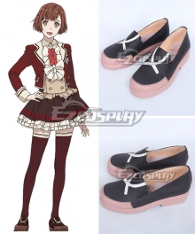Dance with Devils Ritsuka Tachibana Red Cosplay Shoes