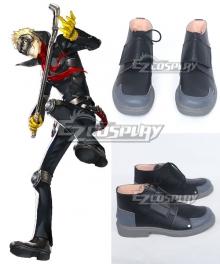Persona 5 Skull Ryuji Sakamoto Black Cosplay Shoes