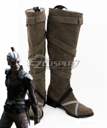 Star Trek Beyond Jaylah Shoes Cosplay Boots