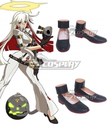 Guilty Gear Xrd Revelator Jack O Cosplay Shoes