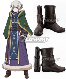 Re: Creators Meteora Estherreich Brown Shoes Cosplay Boots