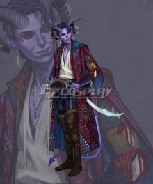 Critical Role Mollymauk Tealeaf Cosplay Costume