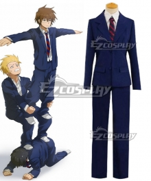 Daily Lives of High School Boys School Uniform Cosplay Costume