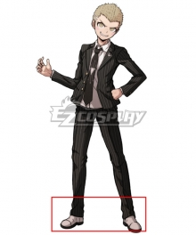 Danganronpa 2: Goodbye Despair Fuyuhiko Kuzuryu White Cosplay Shoes