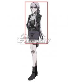 Danganronpa 3 Kyoko Kirigiri Silver Purple Cosplay Wig